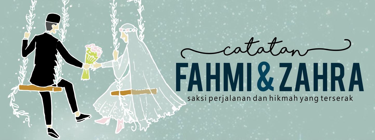 Catatan Fahmi & Zahra